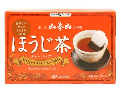 山本山焙茶茶袋包(20pc)